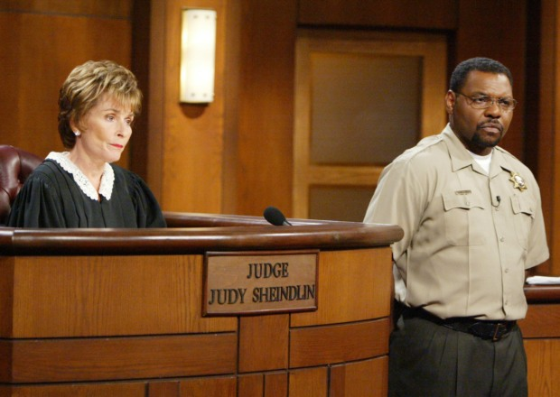 Judge Judy New Show Bailiff Byrd Replaced