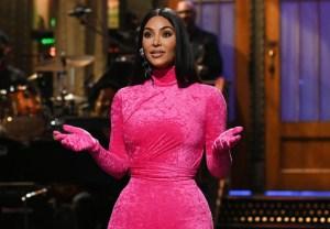 Kim Kardashian 'SNL' Monologue