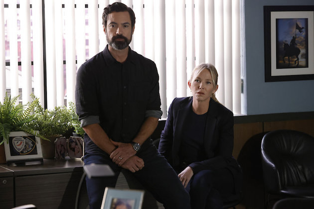 Law & Order: SVU's 500th Episode: Can We Talk About Rollins and Amaro?