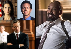 'Law & Order' Season 21 Cast