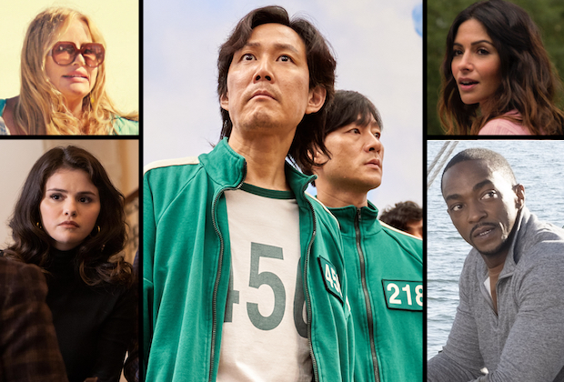 People's Choice Awards: Squid Game, Sex/Life, Only Murders, White Lotus and La Brea Among 2021 TV Nominees