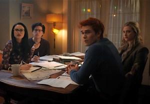 Riverdale Season 5 Finale Veronica Jughead Archie Betty