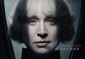 The Sandman Lucifer Gwendoline Christie