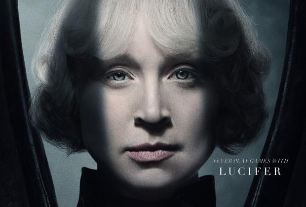 The Sandman Unveils First Look at Gwendoline Christie's Lucifer