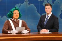 SNL: Bowen Yang's Oompa Loompa Rages at Timothée Chalamet's 'Lickable' Willy Wonka -- Watch Video