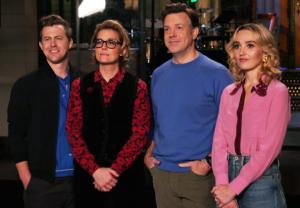 SNL Jason Sudeikis Hosts Season 47