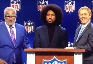 SNL NFL Email Scandal