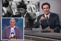 'SNL' Pays Tribute to Norm Macdonald During Season 47 Premiere
