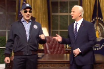 SNL Video: Jason Sudeikis Is the Ghost of Biden Past in Cold Open