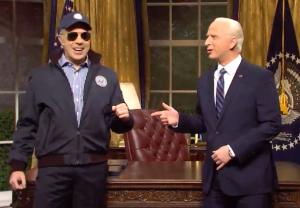 SNL Biden Sudeikis Video