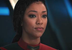 Star Trek Discovery Season 4 Trailer Burnham
