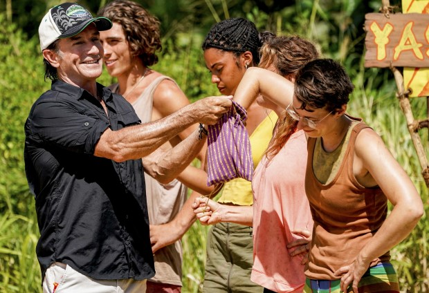 Survivor Recap: Drop Your Buffs! — The Tribes Merge, but a Time-Bending Twist Threatens to Rewind the Clock