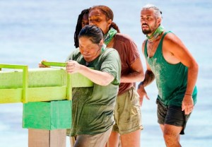Survivor Season 41 Episode 4 Genie Ua Tribe