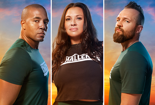 The Challenge All Stars 2 Cast