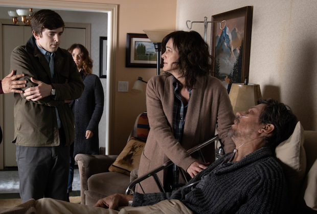 The Good Doctor - Shaun's Parents, Mom and Dad