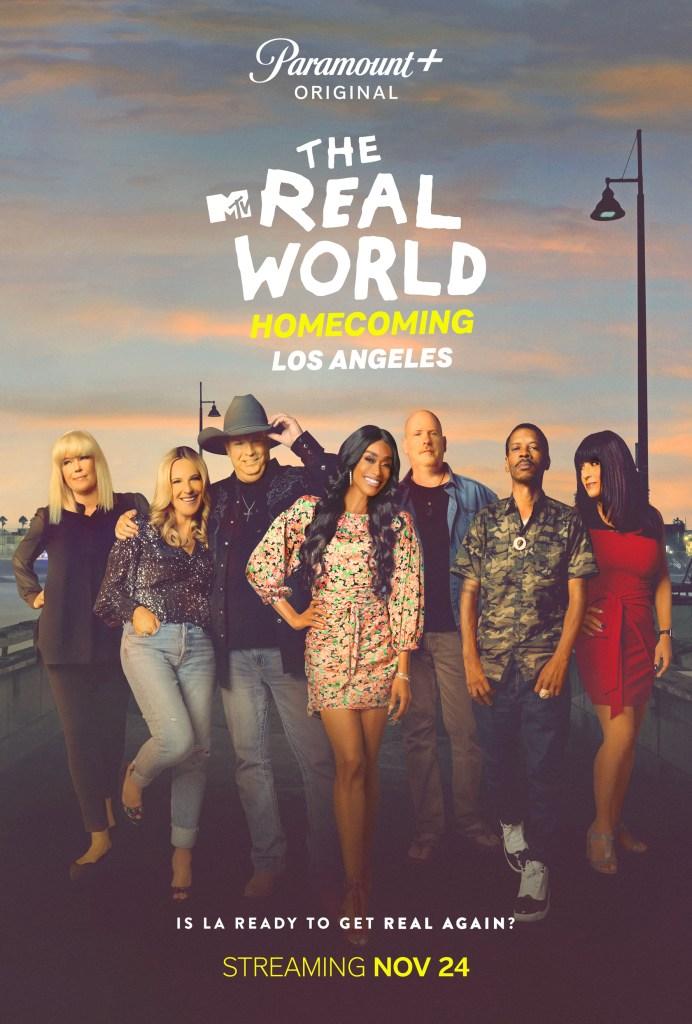 Real World Homecoming Los Angeles