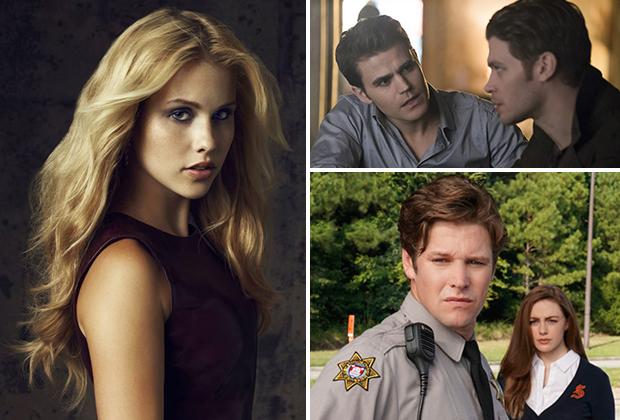 Vampire Diaries Crossovers