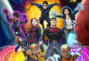 Young Justice Surprise Release